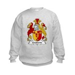 Goodwin Family Crest Kids Sweatshirt