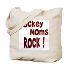 Hockey Moms Rock ! Tote Bag