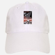 Antiwar Bell Baseball Baseball Cap