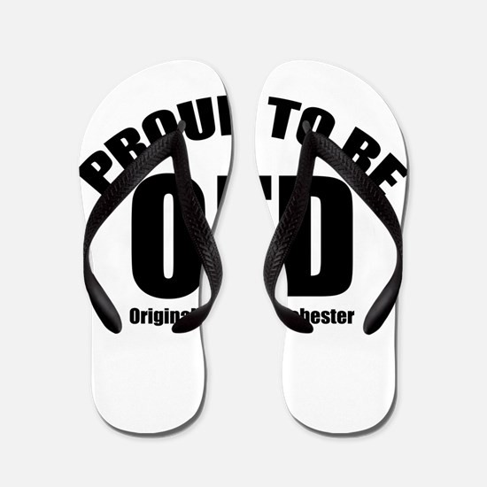 Proud To Be OFD Flip Flops
