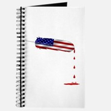 Eagle Feather Flag Journal
