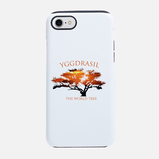 Yggdrasil- The World Tree iPhone 7 Tough Case