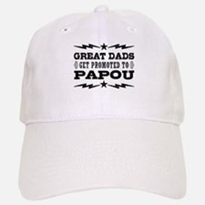 Papou Baseball Baseball Cap