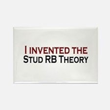 Stud RB Theory Rectangle Magnet