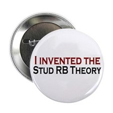 """Stud RB Theory 2.25"""" Button (10 pack)"""