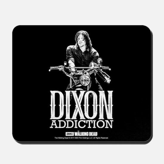 Daryl Dixon Addiction Mousepad