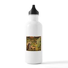 Vintage Religious Tape Water Bottle