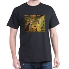 Vintage Religious Tapestry T-Shirt