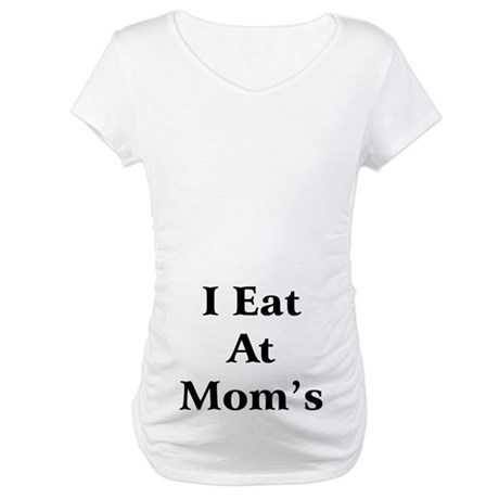 Home Meals Maternity T-Shirt