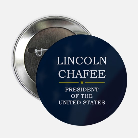 """Lincoln Chafee for President V3 2.25"""" Button"""