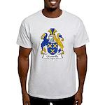 Glanville Family Crest Light T-Shirt