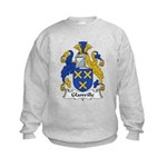 Glanville Family Crest Kids Sweatshirt