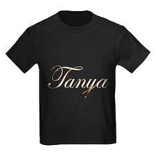 Gold Tanya T-Shirt