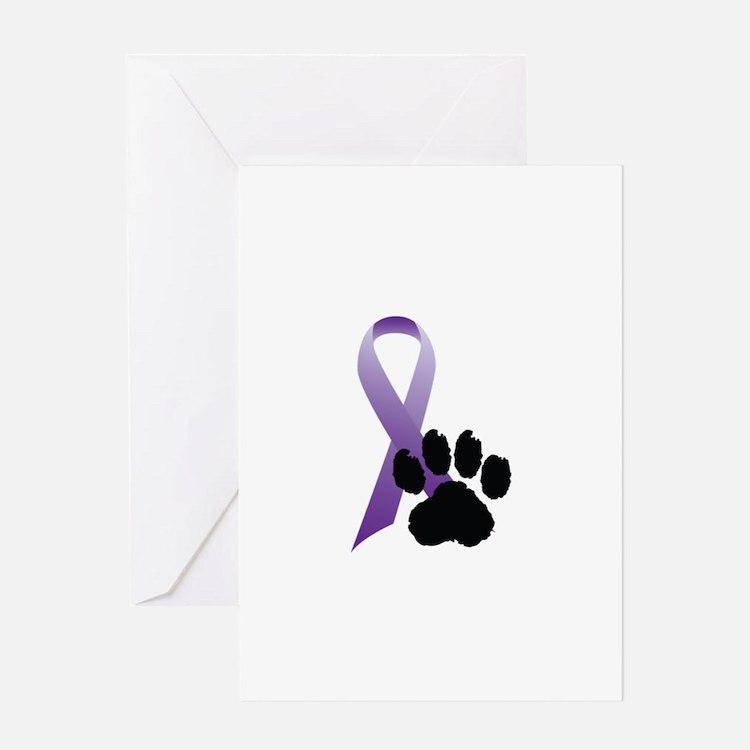 Animal Cruelty Awareness Greeting Card