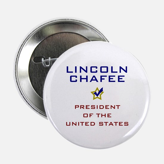 """Lincoln Chafee for President USA 2.25"""" Button"""