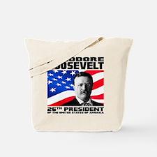 26 Roosevelt Tote Bag