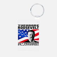 26 Roosevelt Keychains