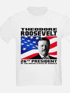 26 Roosevelt T-Shirt