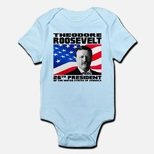26 Roosevelt Infant Bodysuit