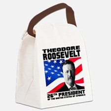26 Roosevelt Canvas Lunch Bag