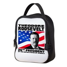 26 Roosevelt Neoprene Lunch Bag