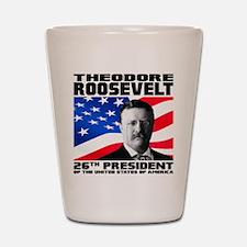26 Roosevelt Shot Glass
