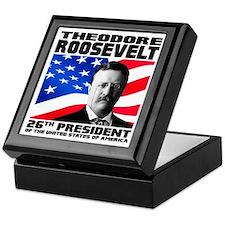 26 Roosevelt Keepsake Box