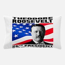 26 Roosevelt Pillow Case