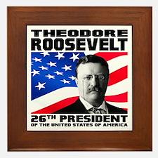 26 Roosevelt Framed Tile