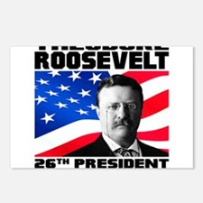 26 Roosevelt Postcards (Package of 8)