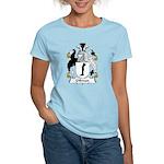 Gilman Family Crest Women's Light T-Shirt