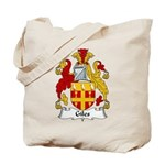 Giles Family Crest Tote Bag