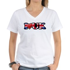 Cool I Love UK Shirt