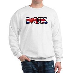 Cool I Love UK Sweatshirt