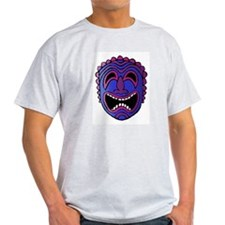 Laughing Tiki Head T-Shirt