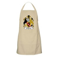 Gibbons Family Crest BBQ Apron