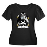 Gervis Family Crest Women's Plus Size Scoop Neck D