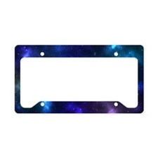 Galaxy License Plate Holder