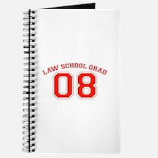 Law School Grad 08 (Red) Journal