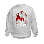 Gernon Family Crest Kids Sweatshirt