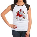 Gernon Family Crest Women's Cap Sleeve T-Shirt