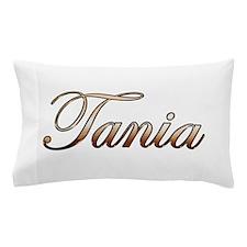 Gold Tania Pillow Case