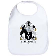 Germain Family Crest Bib