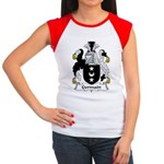 Germain Family Crest Women's Cap Sleeve T-Shirt