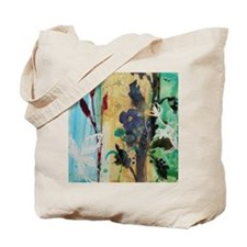 leaf berry flower 8.jpg Tote Bag