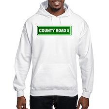 Cute Countyroad5 Hoodie