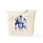 Gerard Family Crest Tote Bag