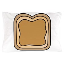 Peanut Butter Pillow Pillow Case
