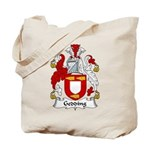 Gedding Family Crest Tote Bag