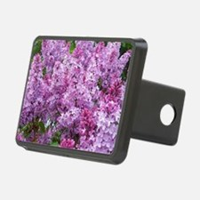 Unique Lilac Hitch Cover